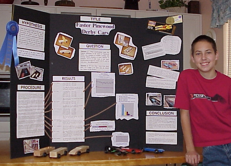 sixth grade science projects
